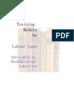 Model Training for HR