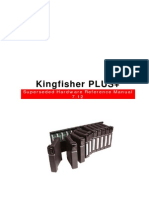 Kingfisher Hardware Manual 7.12