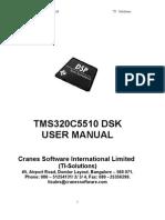 User Manual - c5510