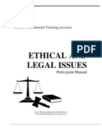 Ethical&Legal Issue