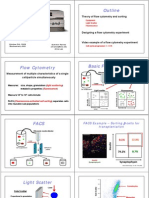 660 Fa09 Flow Cytometry