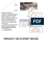 Export House Presentation