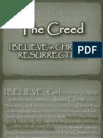 thecreed-ibelieveinchristsresurrection-090402172623-phpapp02