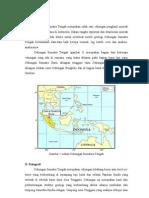 Study Regional Sumatera gas