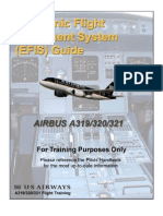 A320 Electronic Flight Instrument System (EFIS) Guide