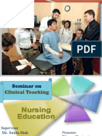 Clinical Teaching Seminar