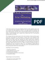 eBook vs Print Page