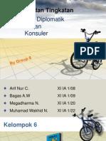 Pengertian Dan Tingkatan Perwakilan Diplomatik Dan Konsuler