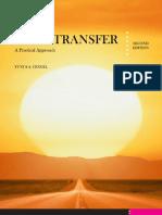 Heat Transfer Yunus a. Cengel 2nd Edition