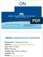 PPT OF TCS