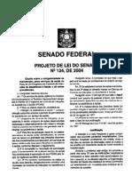 Projeto Lei 124 04