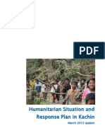 Kachin humanitarian Situation-response Plan_ March 2012-engl.