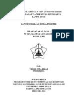 Struktur Jaringan VoIP Di a Aceh