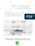 Prusa Mendel Visual Instructions