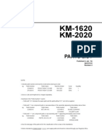 KM-1620 2020 PL Parts Catalog