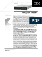 Ibm x3650m3 Product Guide