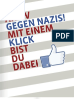 Flyer Gegen Nazis Facebook Netzgegennazis Lautgegennazis