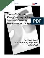 Streamlining Re Engineering