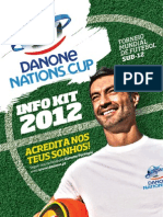 Brochura - Danone Nations Cup 2012