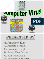 Virus Ppt Wid Different Theme