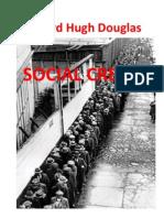 Social Credit c h Douglas