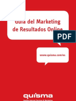 Guia del Marketing de Resultados Online [2012]