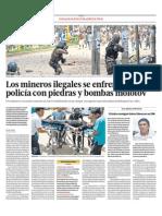 Conflicto Social en Perú
