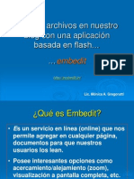 Colocar Archivos en Formato Word, Power Point Con Embedit Blog