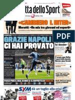 Gazzetta dello Sport - 15/03/2012