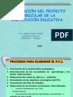proyectocurricularcentro