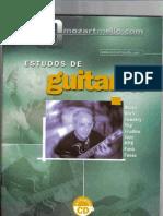 Estudos de Guitarra Vol. 01 - Mozart Mello (Pop)