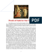 Proofs of Faith for Our Times