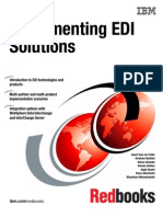 Implementing EDI Solutions by IBM