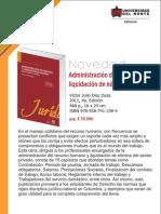 Administración de personal y liquidación de nómina 4a. Ed