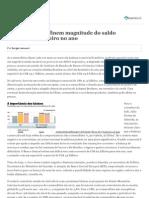 Commodities Definem Magnitude Do Saldo Comercial Brasileiro No Ano