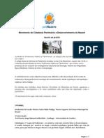 """Conferência """"Pederneira"""