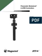 Pneumatic Modulevel Controllers