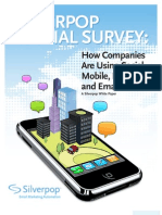 Silverpop Mocial Survey WP
