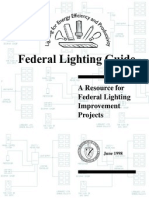 DOE - Federal Lighting Guide