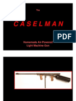 Caselman Air-Powered MG Blueprints