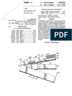 Compact Foldable Gun (ARES) - US Patent 4625621