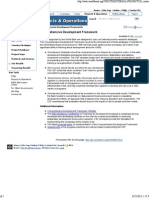World Bank -Projects Comprehensive Development Framework