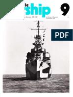 Warship Profile 9 - USS Charles Ausburne
