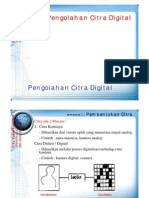 Pengolahan Citra Digital 1