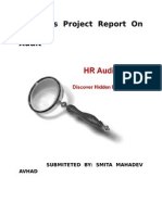 Project Hr Audit