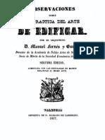 1857 2 Ed M Fornes Gurrea Practica Edificar