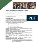 Analisis de Result a Dos Del POMA AGOSTO 2005