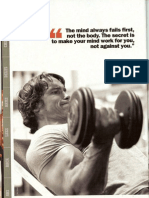 Arnold Training Chest