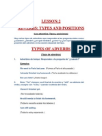 Lesson 2- 3