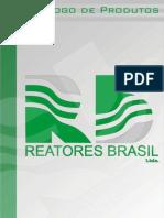 Catalogo De Produtos - Reatores Brasil
